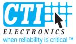 CTI Electronics Corporation Company Logo