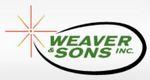 Weaver & Sons, Inc. Company Logo