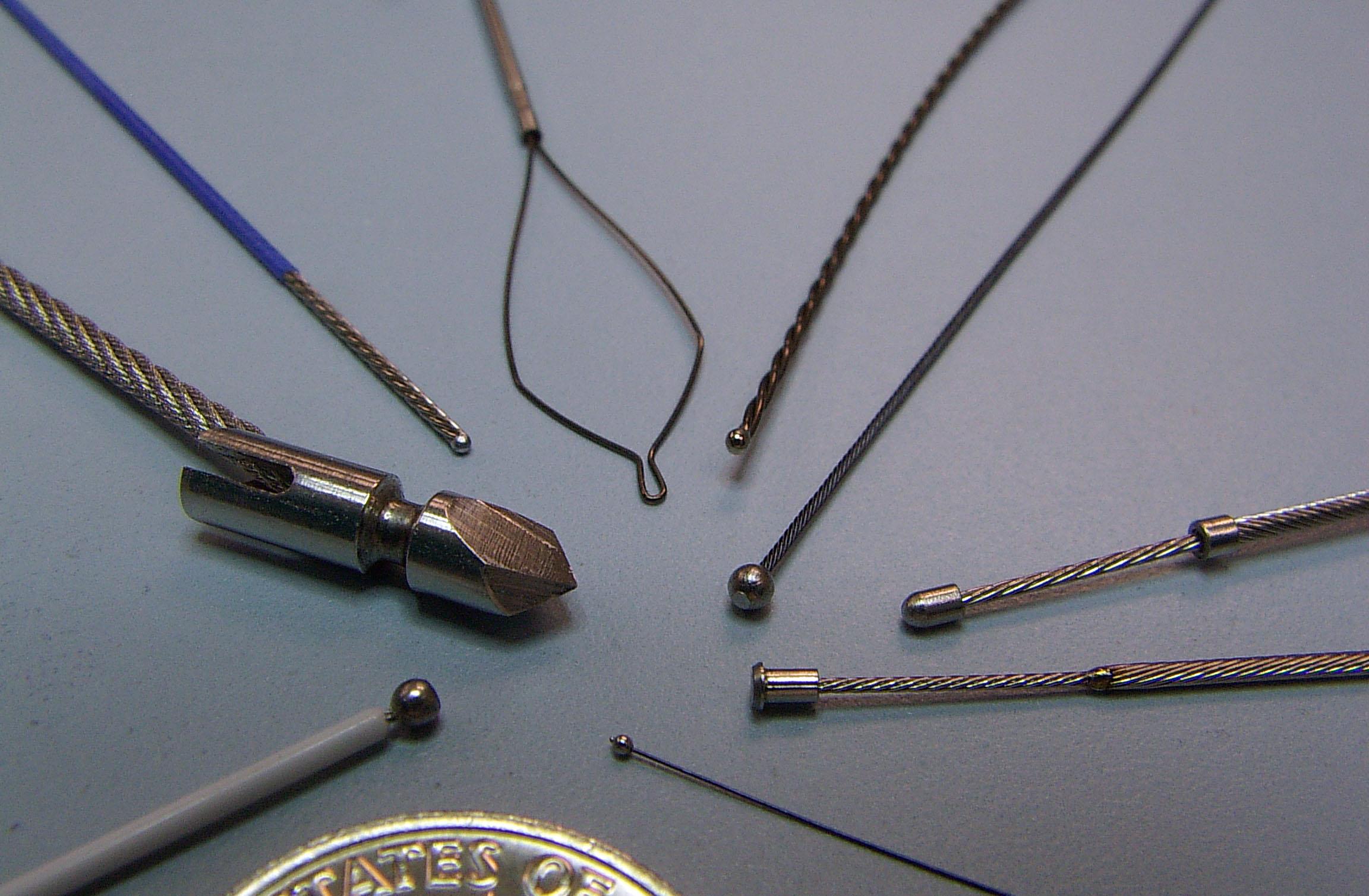 Cable Assemblies California : Strand products inc santa barbara california ca