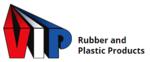 VIP Rubber and Plastic Company Logo