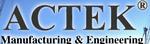 Actek Manufacturing & Engineering Company Logo