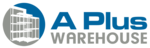 A Plus Warehouse Equipment & Supply Company Logo