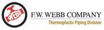 F.W. Webb Company Thermoplastic Piping Div. Company Logo