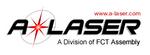 A-Laser Company Logo