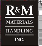 R&M Materials Handling, Inc. Company Logo
