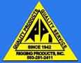 Rigging Products, Inc. Company Logo
