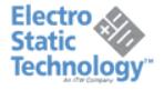 Electro Static Technology Company Logo