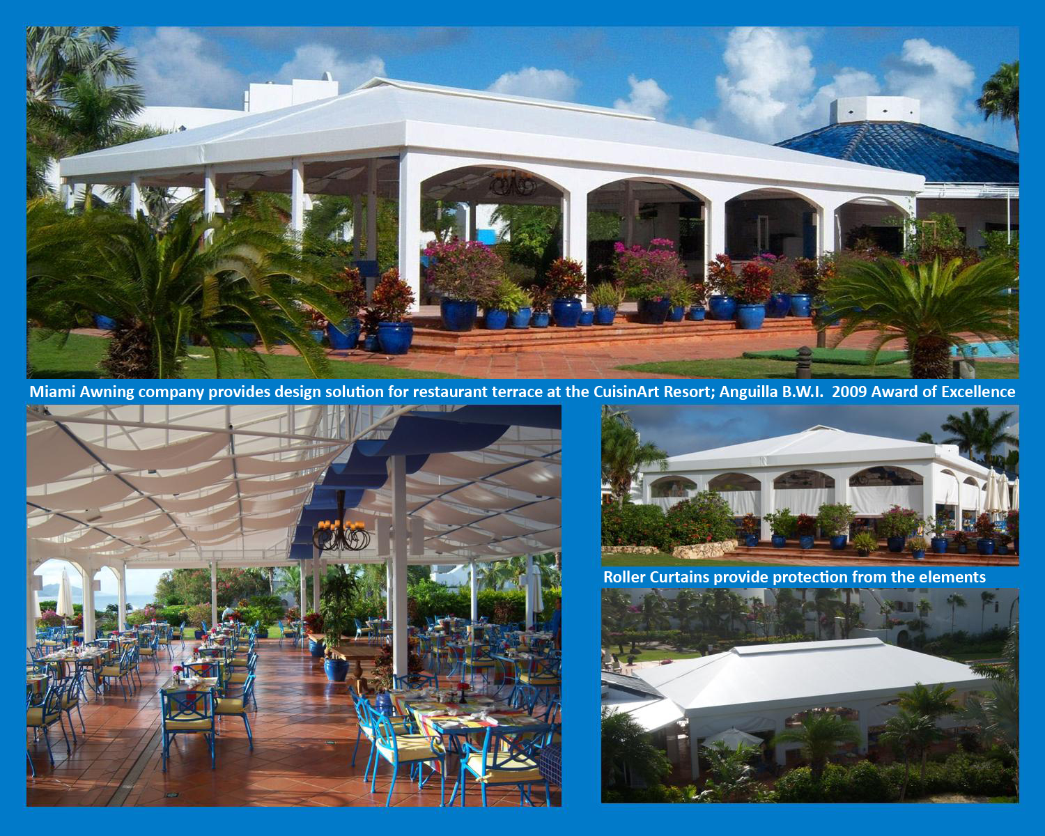 for image awning miami pulley fabric awnings system full in companies