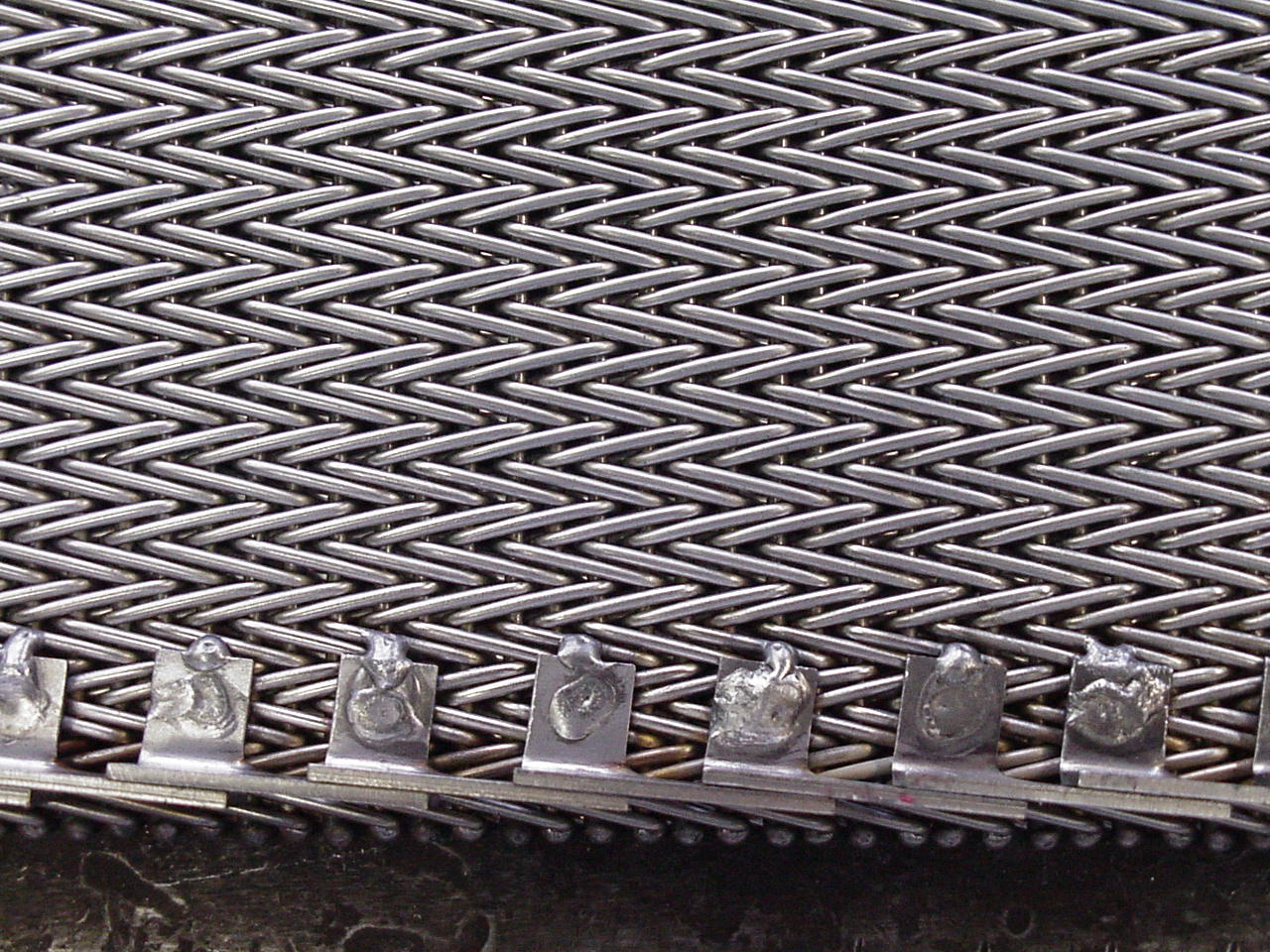 Wire Mesh Products Belt Capabilities