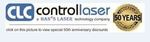 Control Laser Corp. Company Logo
