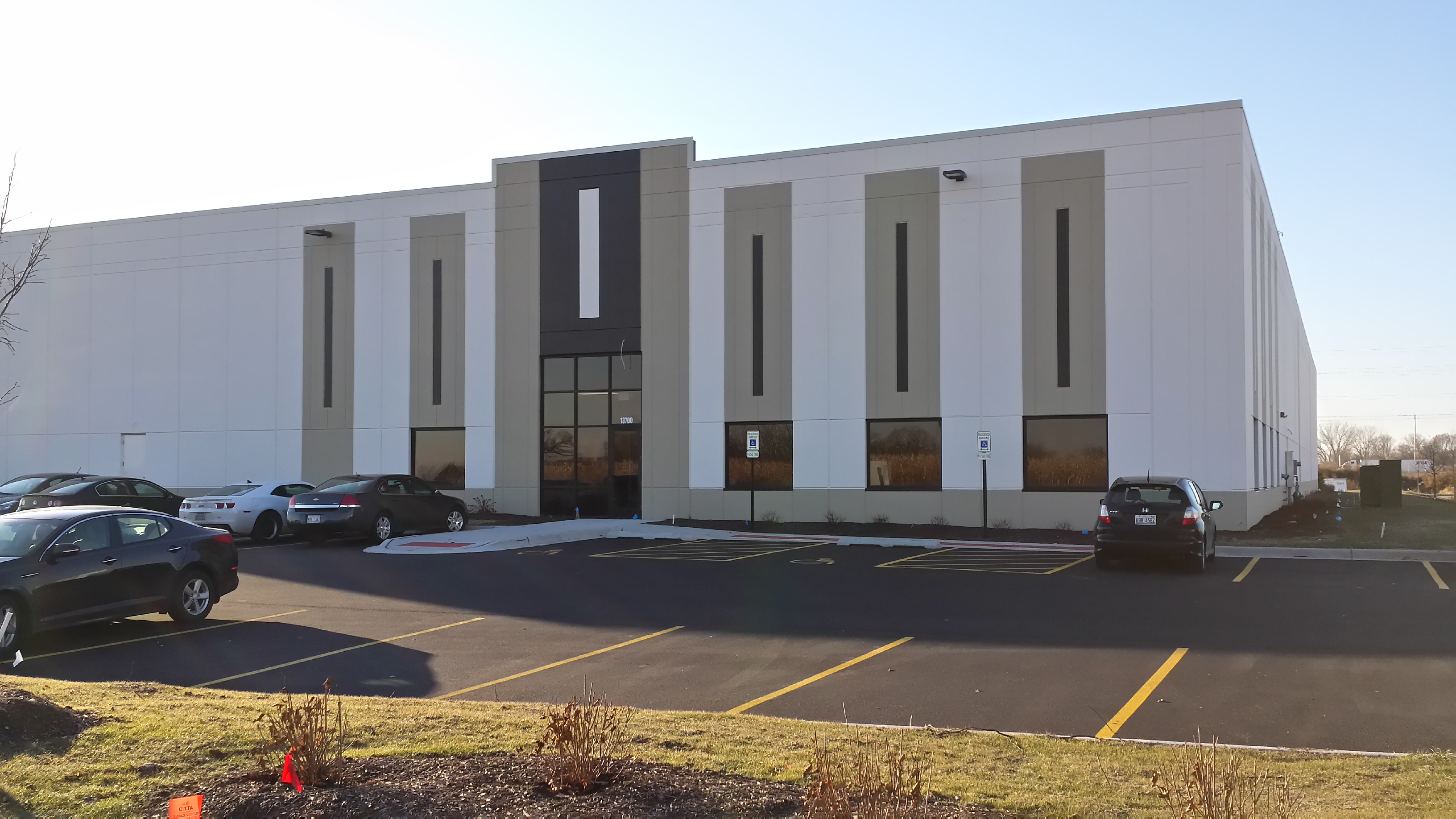 Cargo Equipment Corporate Office