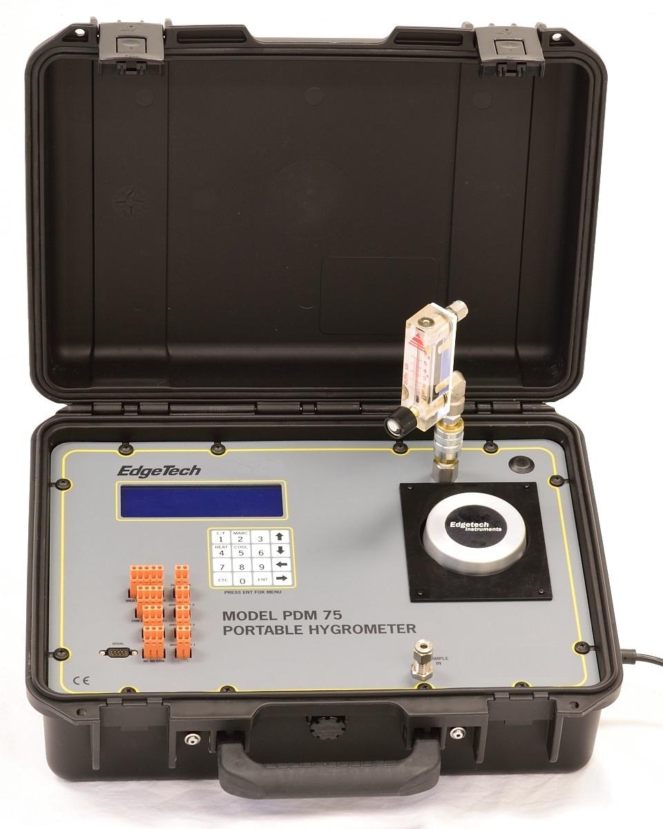 Edgetech Instruments Inc Hudson Massachusetts Ma 01749