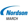 Nordson March Company Logo