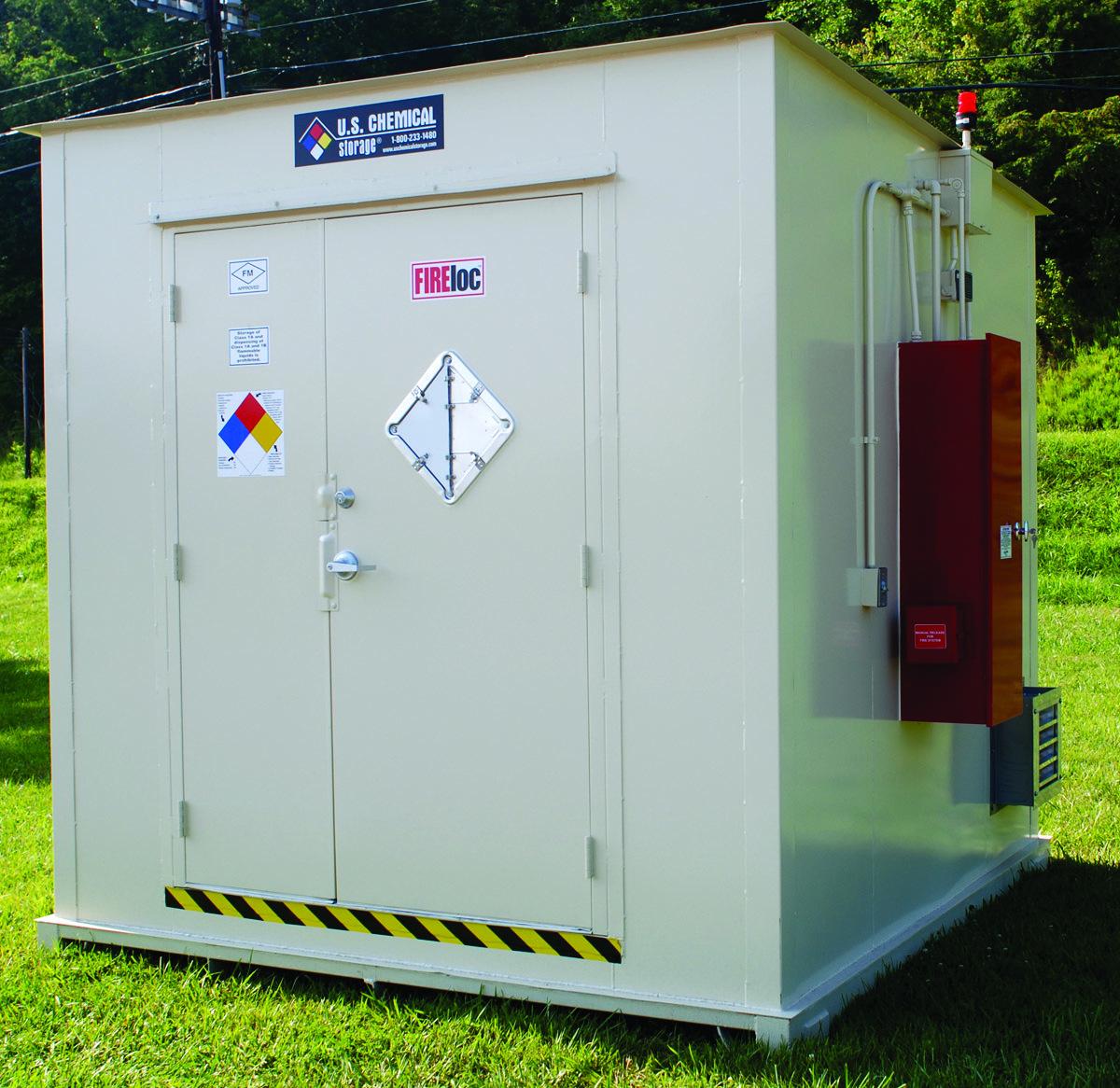 Portable Hazmat Storage Buildings : U s chemical storage boone north carolina nc