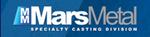 MarsMetal Specialty Casting Company Logo