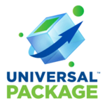 Universal Package Company Logo