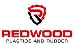 Redwood Plastics and Rubber Company Logo