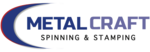 Metal Craft Spinning and Stamping Company Logo