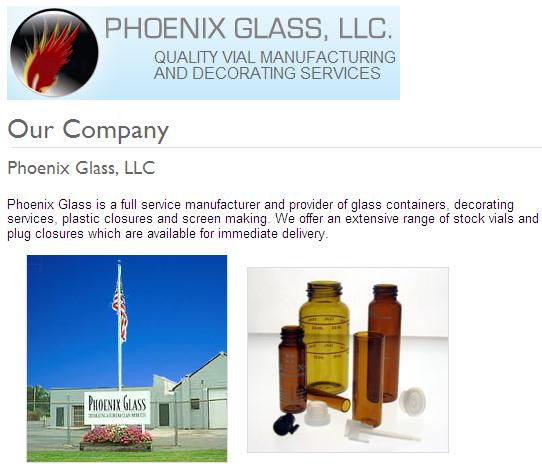 Phoenix glass llc pittsgrove new jersey nj 08318 for Phoenix glass decorating co