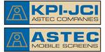 KPI-JCI and Astec Mobile Screens Company Logo