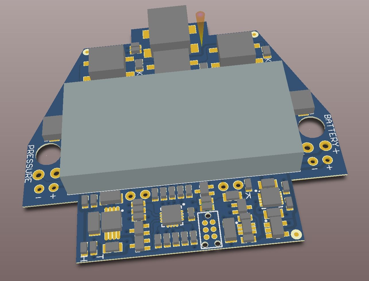 Printed Circuit Boards Contract Manufacturing Columbia Tech Rjs Electronics Inc Columbus Ohio Oh 43220 Board Layout