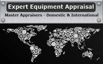 Expert Equipment Appraisal Company Logo