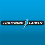 Lightning Labels Company Logo
