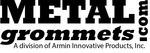 METALgrommets.com (ClipsShop Master Distributor for North America) Company Logo