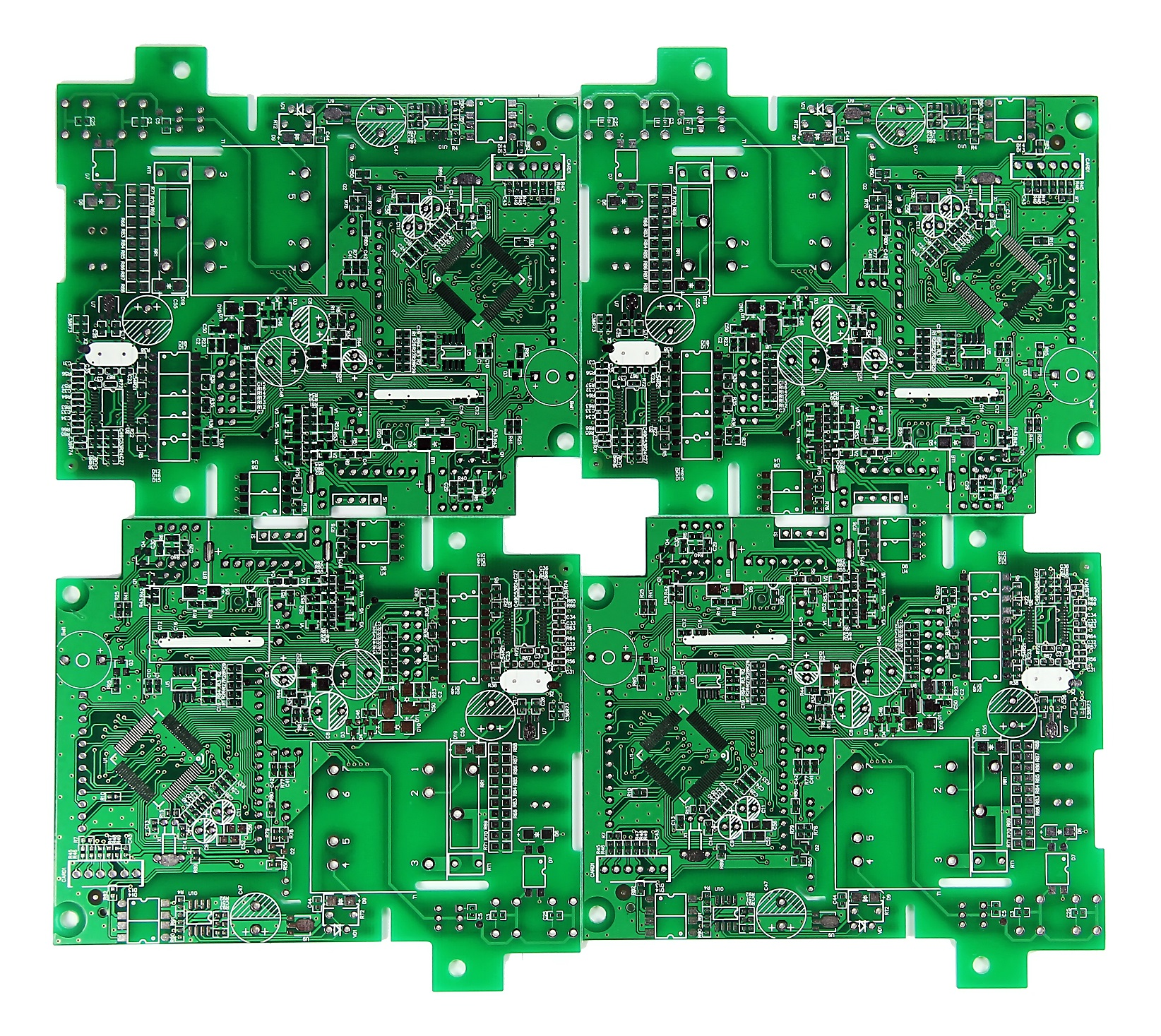 Ibe Electronics Usa Llc Hillsboro Oregon Or 97124 Assembly For Industrial Control One Stop Printed Circuit Board 2 Layers Meter Pcb