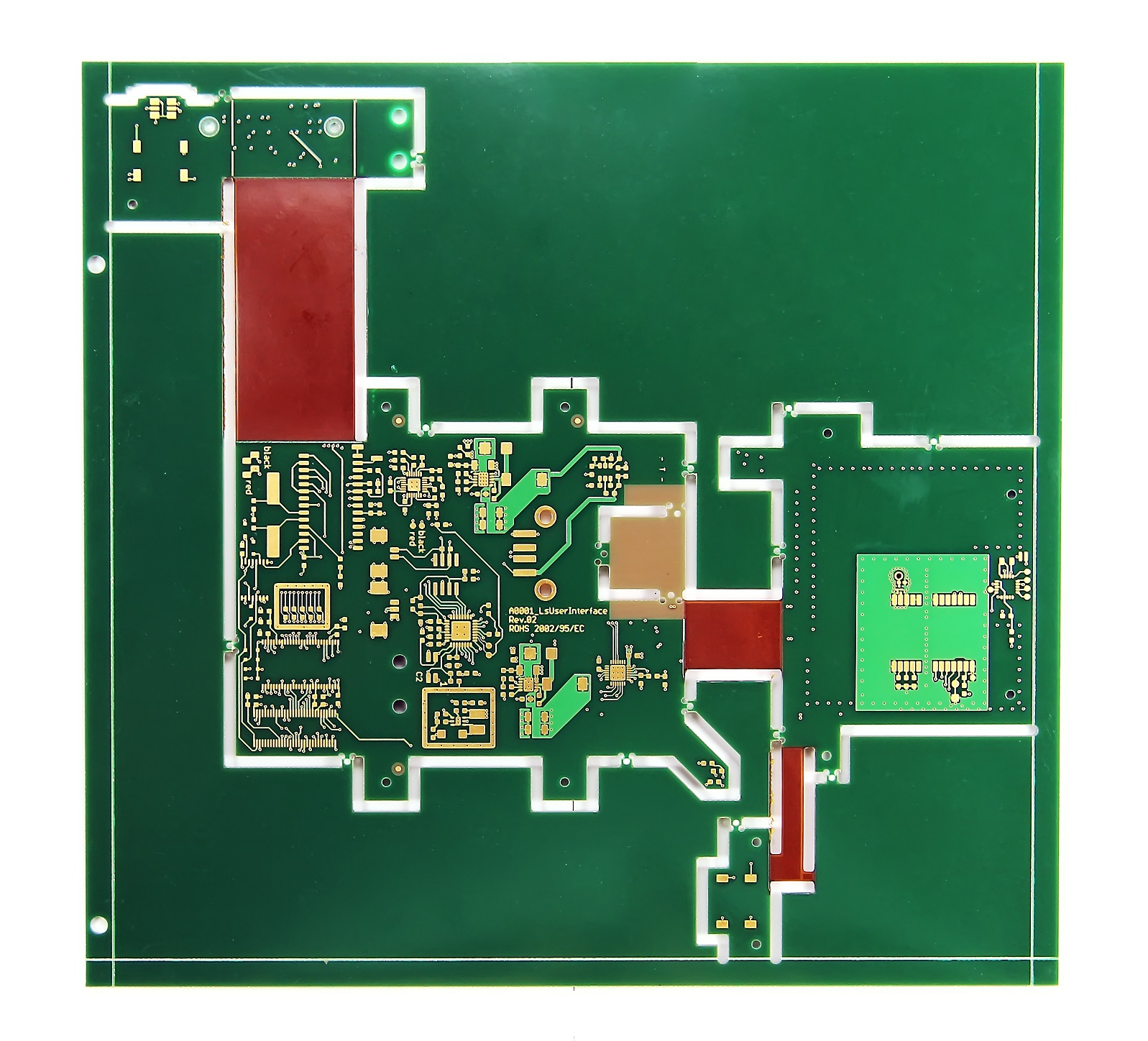 Ibe Electronics Usa Llc Hillsboro Oregon Or 97124 Image Lead Free Pcb Assembly Rohs Printed Circuit Board Assemblies 4 Layers Flex Rigid 2
