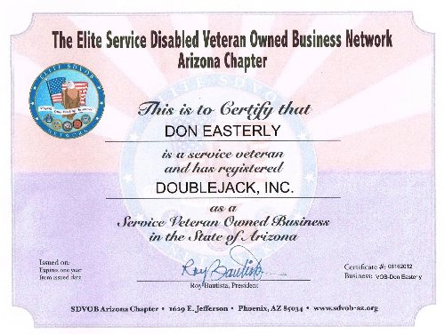 Service Disabled Veteran Owned Small Business Definition
