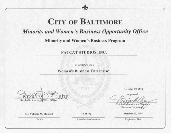 Women\'s Business Enterprise (WBE) Certification Definition | What is ...