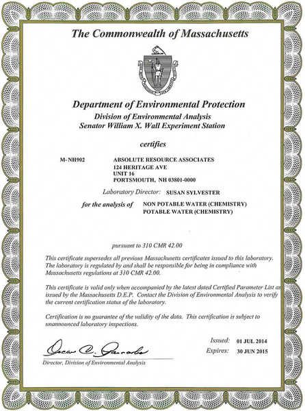 EPA Facility Compliance Definition