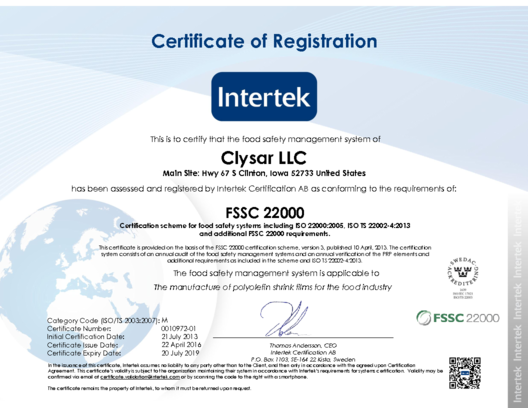 FSSC 22000 Definition   What is FSSC 22000?   Find FSSC 22000