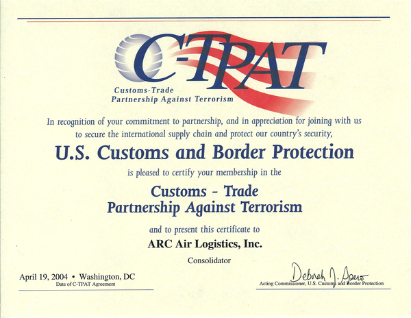 C-TPAT Certification Definition | What is C-TPAT? | Find C-TPAT ...