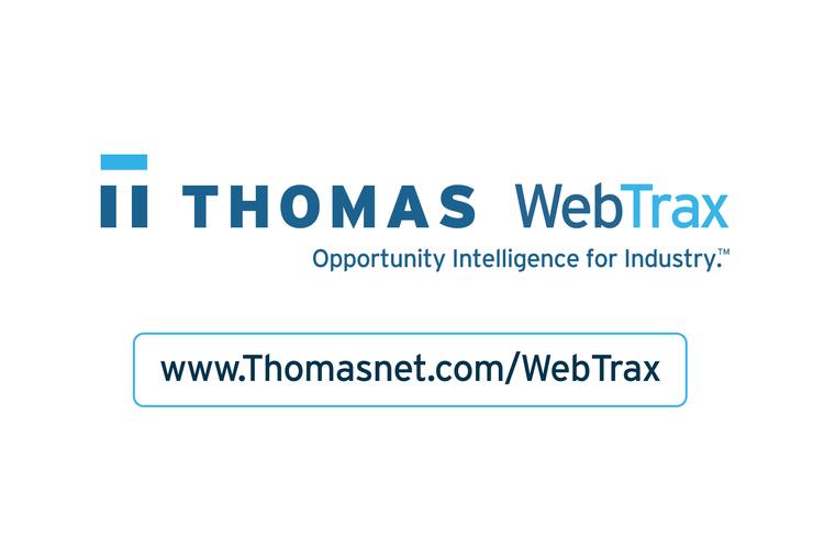 Thomas WebTrax Opportunity Intelligence