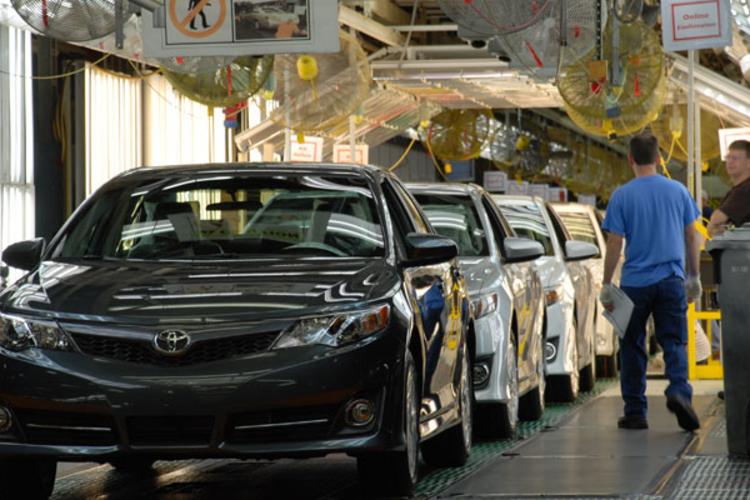 Toyota Adds 400 Jobs in Kentucky