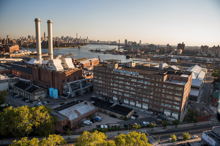 Inspection Tech Company Opens Smart Factory in New York City Navy Yard