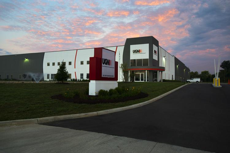 UGN's Monroe Facility