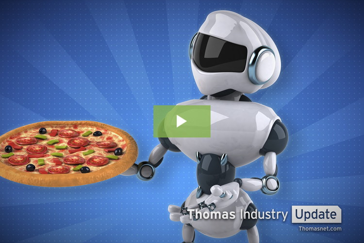 Pizza Robots Could Mean 5 Minute Delivery Time