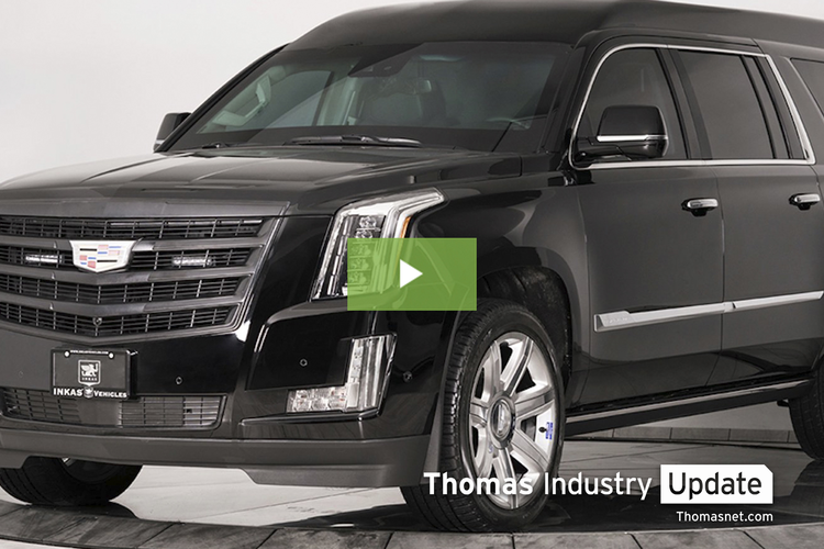 $300K Armored Escalade Offers Safety and Style