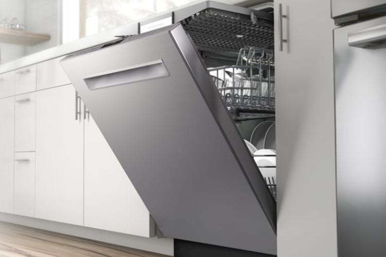 A Bosch Dishwasher