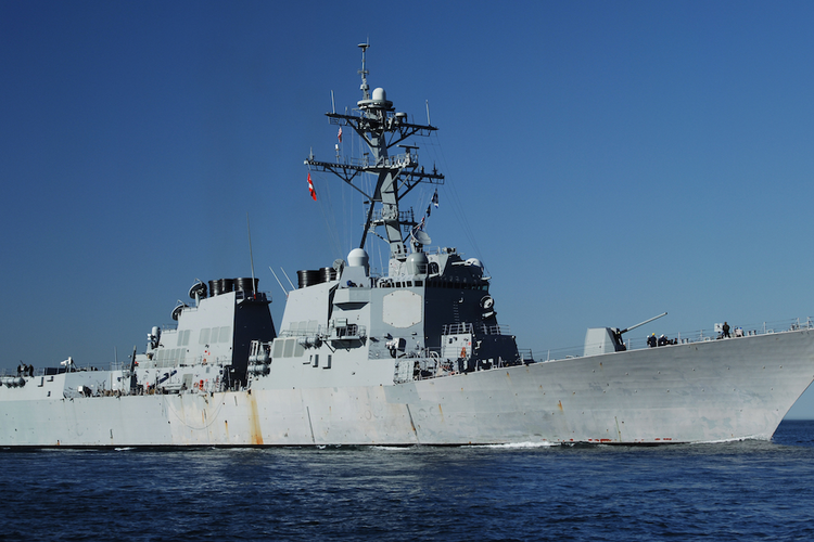 Warship Contract Expanded to $5.1B