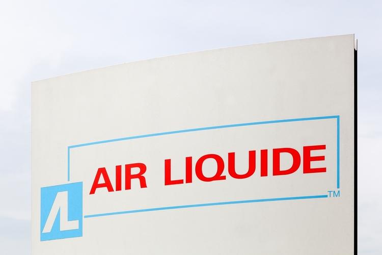 Air Liquide logo.