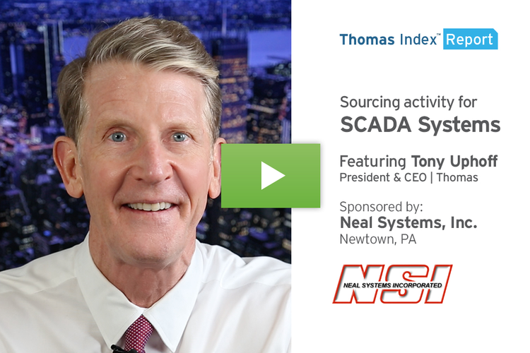 With IIoT Offering New Capabilities, SCADA System Sourcing On the Rise