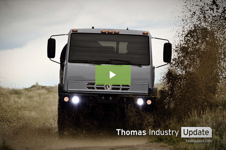 Acela Makes Extreme-Duty Trucks From Used Tactical Vehicles