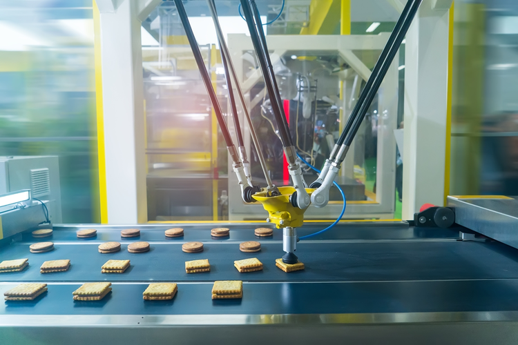 Robotics being used in food production operations