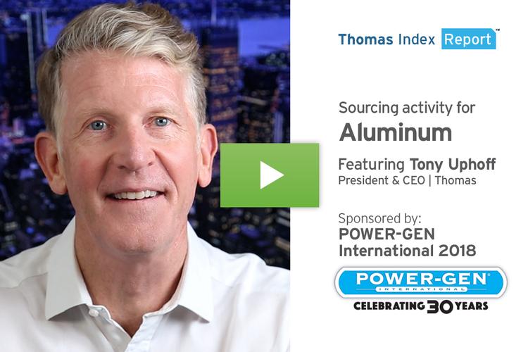 Aluminum Sourcing Trends Higher Amidst Uncertainty of Sanctions