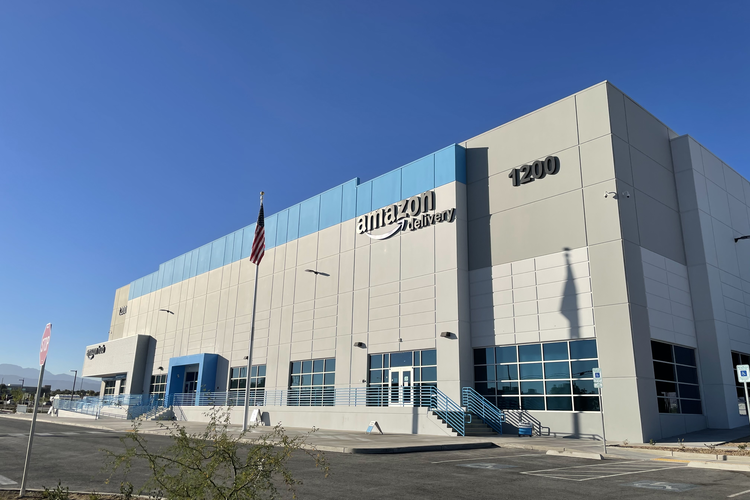 Amazon Investing in 8 New Nevada Facilities, Creating 2,000 Full-time Jobs