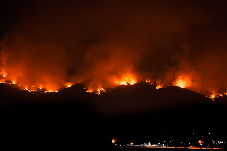 How the California Wildfires Affected Supply Chains